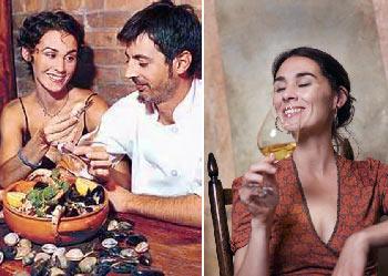 convivium italian dishes