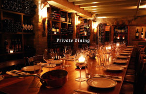 Private dining at brooklyn new york